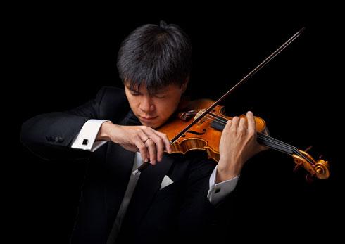 Leland Chen Violinist